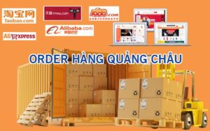 order hàng Taobao