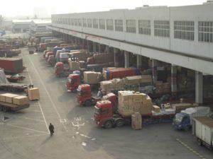 Vận chuyển hàng từ Trung Quốc về Việt Nam